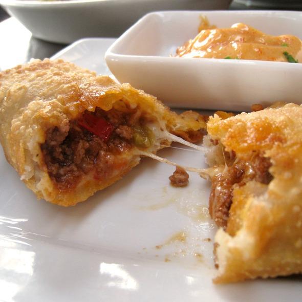 Empanadas de Carne @ La Tasca Spanish Tapas Bar & Restaurant