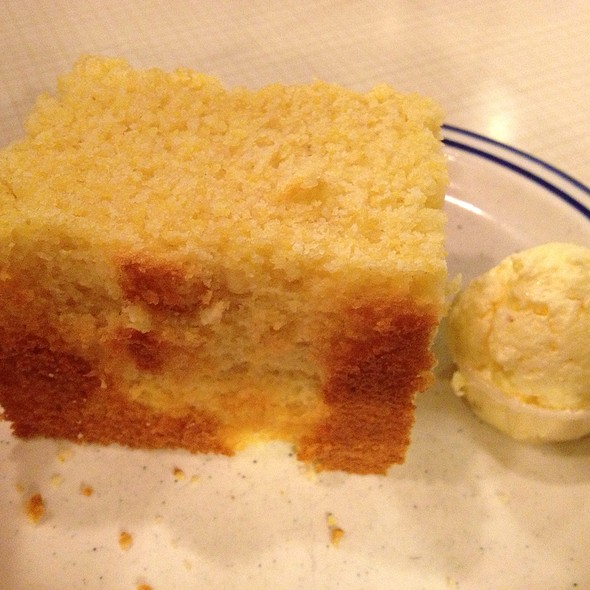 Cornbread @ First Street Family Restaurant