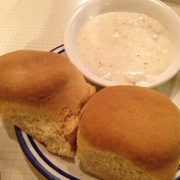 Biscuits and Gravy @ First Street Family Restaurant