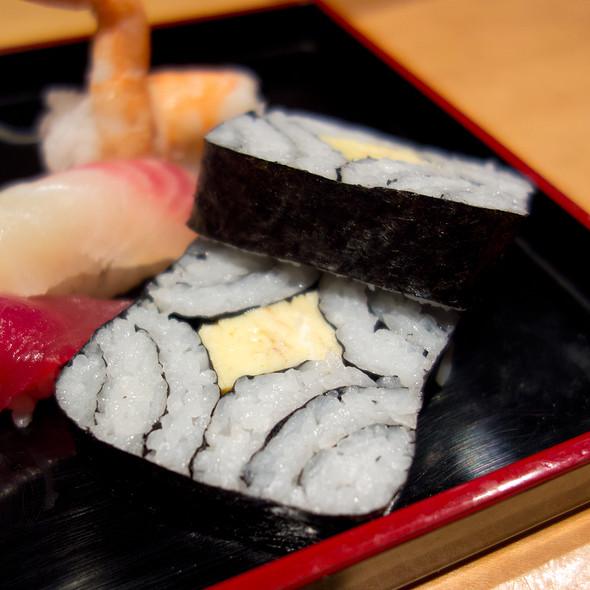 Sushi Roll - Hatcho, Santa Clara, CA