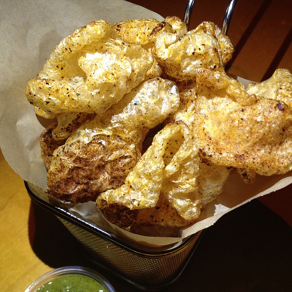 Crispy Pork Rinds @ Father's Office