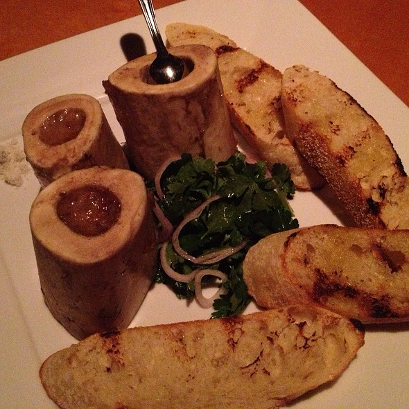 Roasted Beef Bone Marrow @ Father's Office