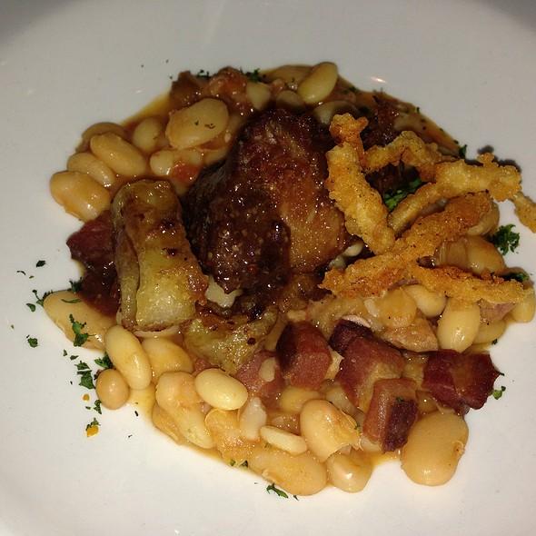 Crispy Pork Shoulder Confit - Solstice Kitchen, Columbia, SC
