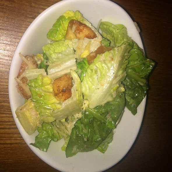 Caesar Salad @ Postmasters Grill