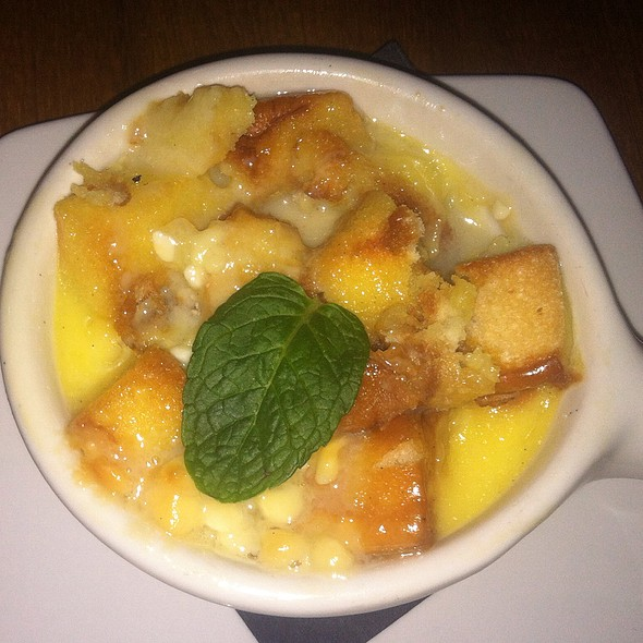 Breadpudding @ Postmasters Grill