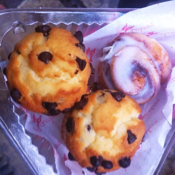 Pastries @ Alas Crepas