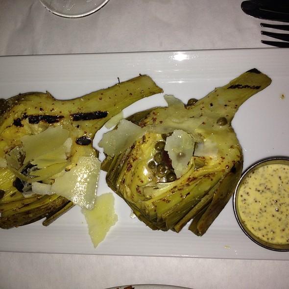 Grilled Artichoke - Palomino - Los Angeles, Los Angeles, CA