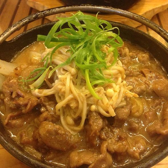 Satay Beef Pot