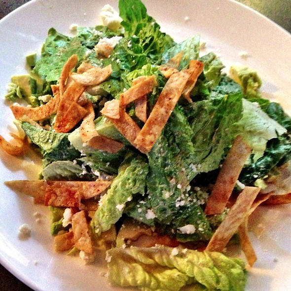 Caeser Salad - Casa del Barco - Canal Walk, Richmond, VA