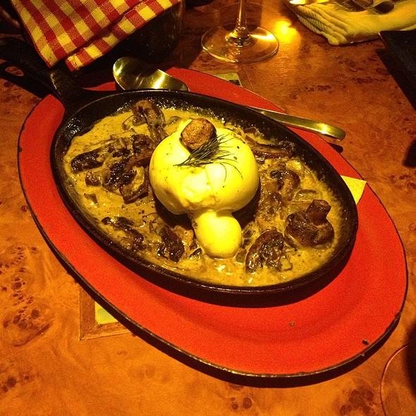 Burrata Al Funghi