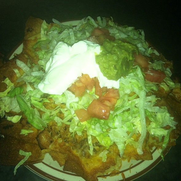 Nachos @ Whats Cookin