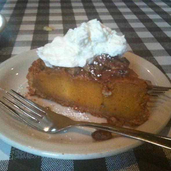 Sweet Potato Pie @ Dish