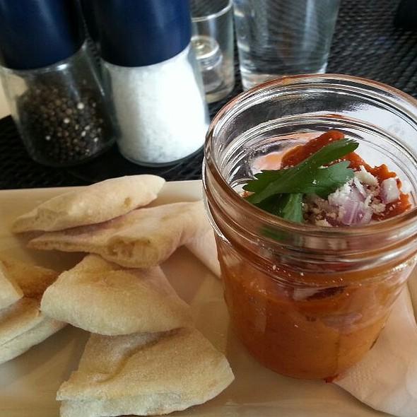 Mulato Chili Hummus @ Muss & Turner's Inc