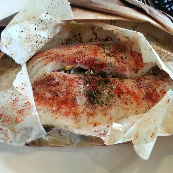Fish En Papillote @ Muss & Turner's Inc
