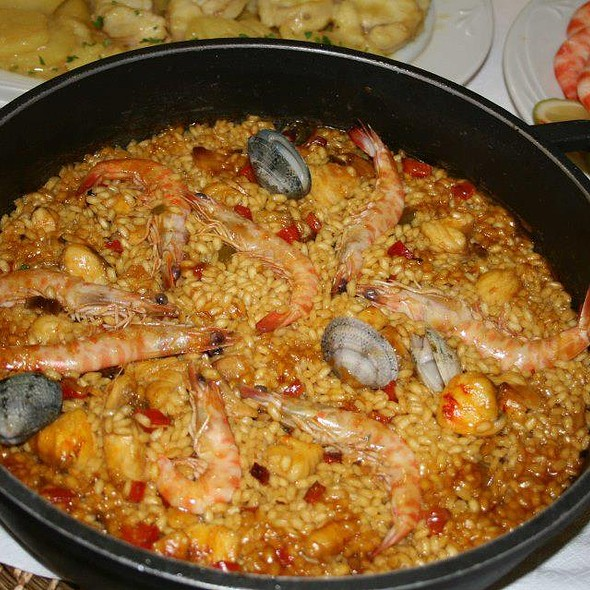 Arroz Marinero @ Catering Maestrat