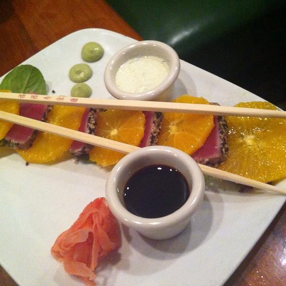Tuna Asia @ Mojito's Tapas Restaurant