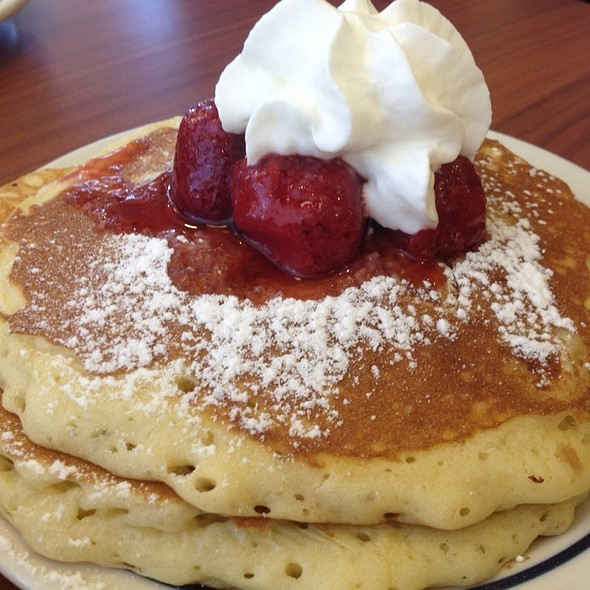New York Cheesecake Pancake @ Ihop