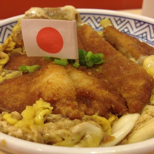 Chicken Katsudon @ Big Daddy's Chicken