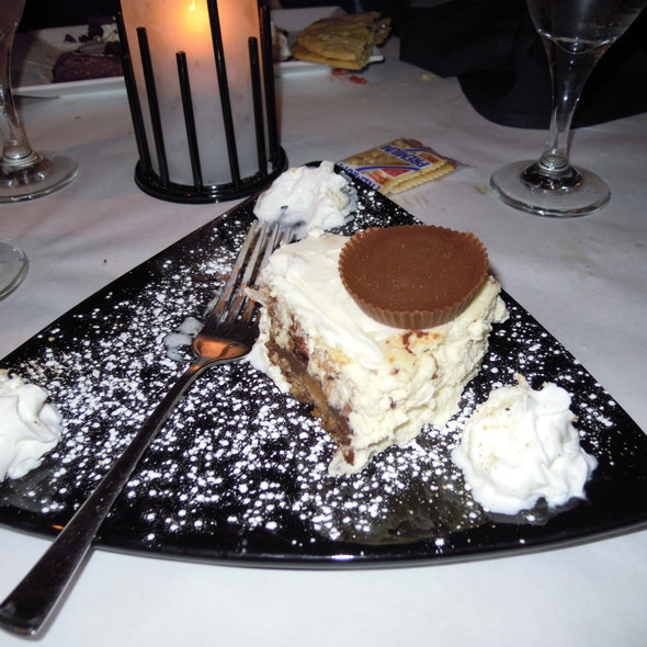 Reeses Peanutbutter Cheesecake - Jimmy's Famous Seafood, Baltimore, MD
