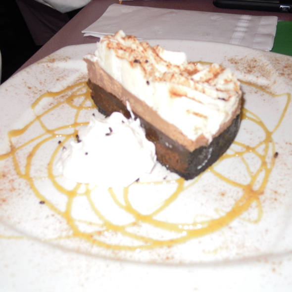 Caramel Crunch Cheesecake - Costas Inn, Baltimore, MD
