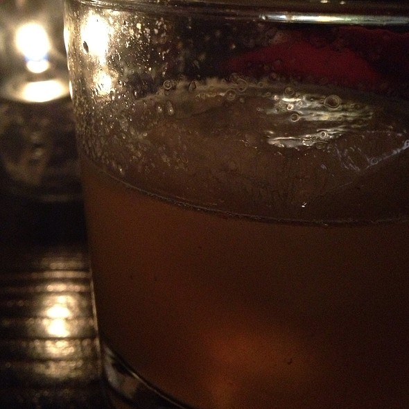 Jack Rabbit Cocktail