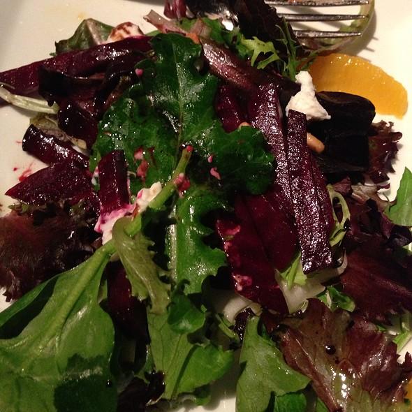 Buena Vista Goat Cheese And Warm Beet Salad - Cosmopolitan - Telluride, Telluride, CO