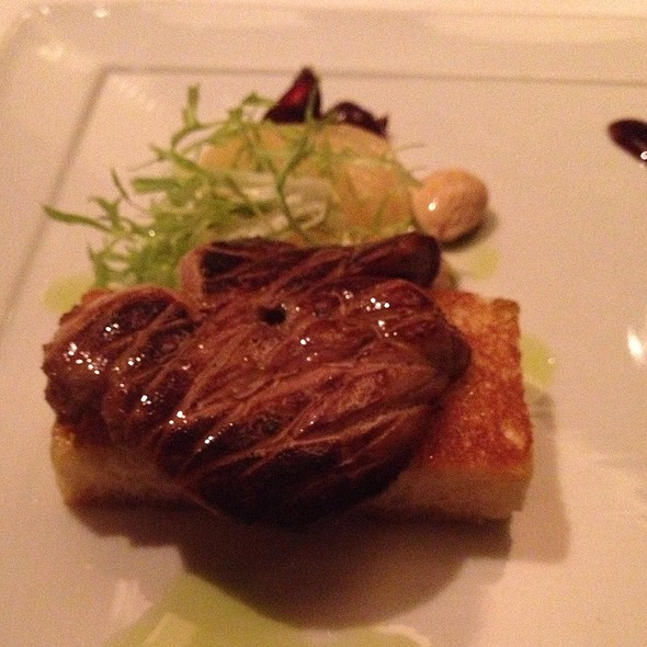 Fois gras - Cafe Ponte - Clearwater, Clearwater, FL
