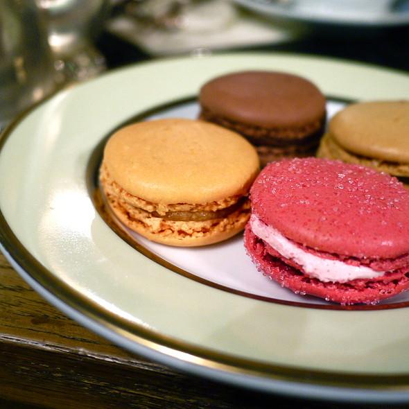 Assorted Macarons @ Ladurée Royale