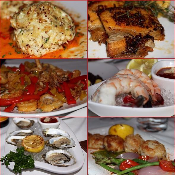 Flemings Appetizers @ Fleming's Prime Steakhouse - Boston