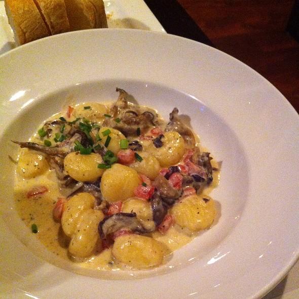 Gnocchi With Woodland Mushrooms - Martine Cafe, Salt Lake City, UT