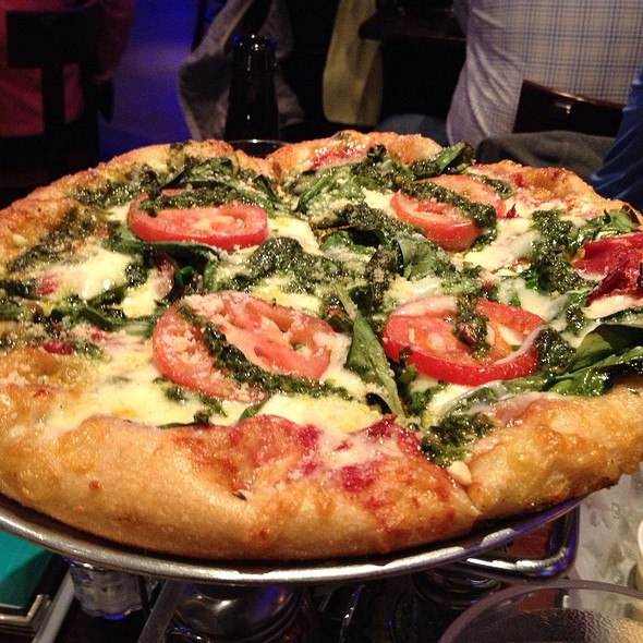 Kosmic Karma Pizza @ Mellow Mushroom Germantown