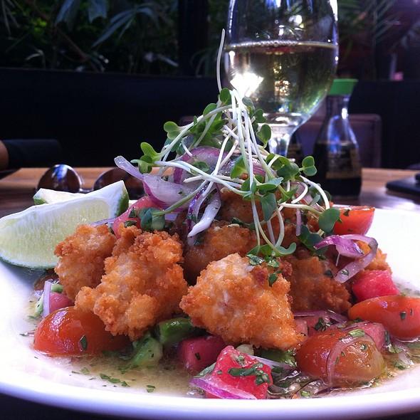 Crispy Ceviche @ Nokiate Asian-Latino Kitchen