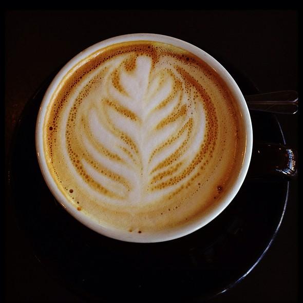Cappuccino @ Mercury Espresso Bar