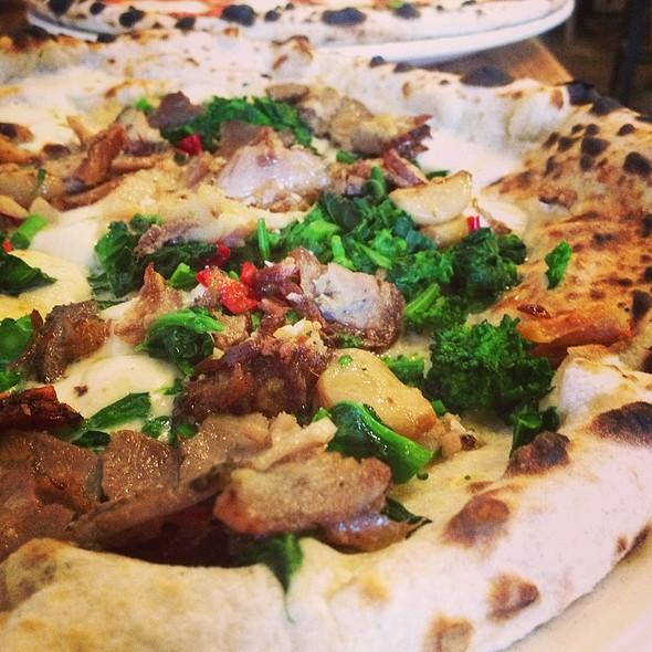 Porchetta & Co Collaboration  @ Pizza Libretto