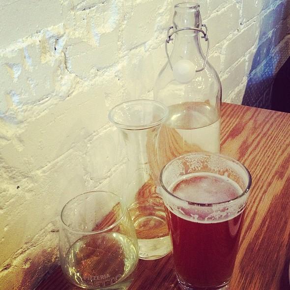Libretto Forte Beer @ Pizza Libretto