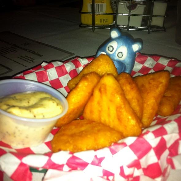 Fried Mac & Cheese @ McFadden's D.C.