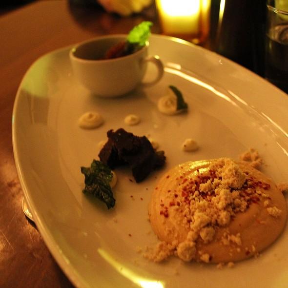 Chefs Dessert @ Currents