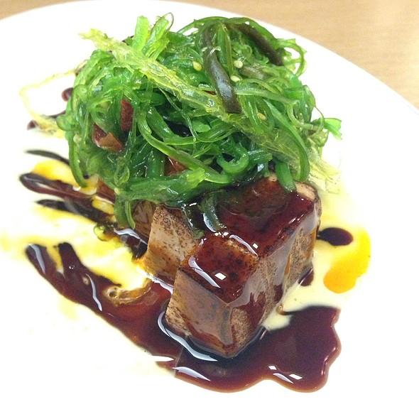 Tuna tataki - Fujiyama Steak House of Japan, Indianapolis, IN