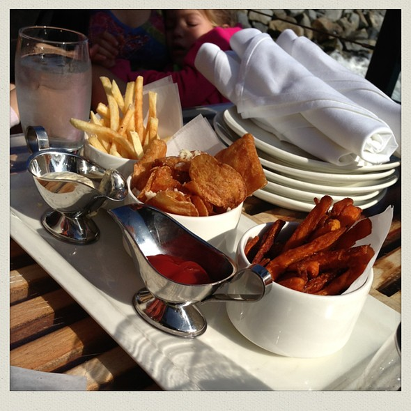 French Fry Trio - Kincaid's - Redondo, Redondo Beach, CA