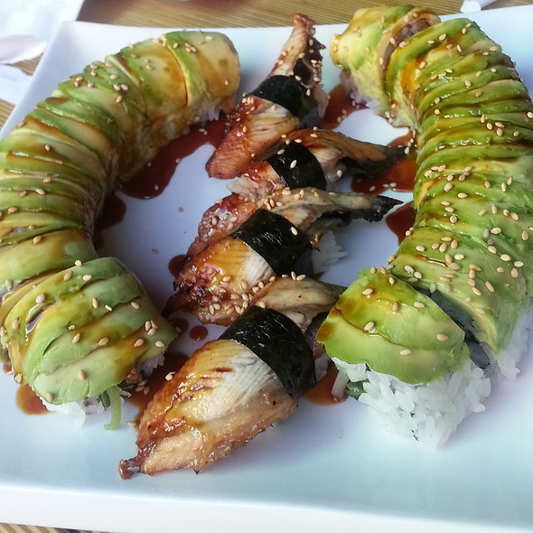 High Quality Sushi At Sushi Garden