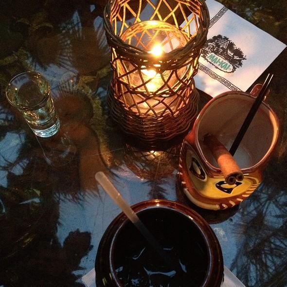 Happy Hour! - Mai-Kai Restaurant, Fort Lauderdale, FL