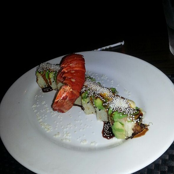 Peruvian Lobster Sushi