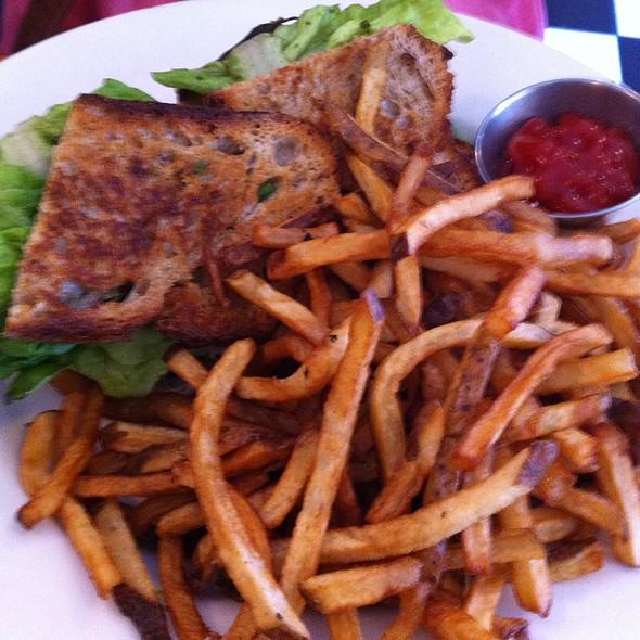 Pesto Chicken - The Park Restaurant, Los Angeles, CA