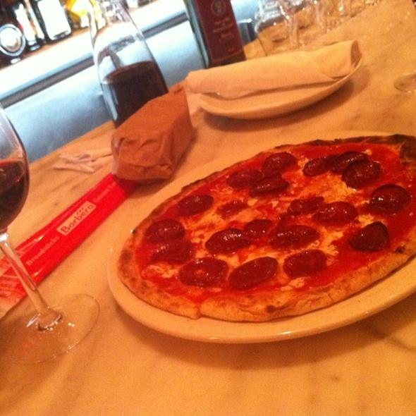 Pepperoni Pizza @ Otto Enoteca & Pizzeria