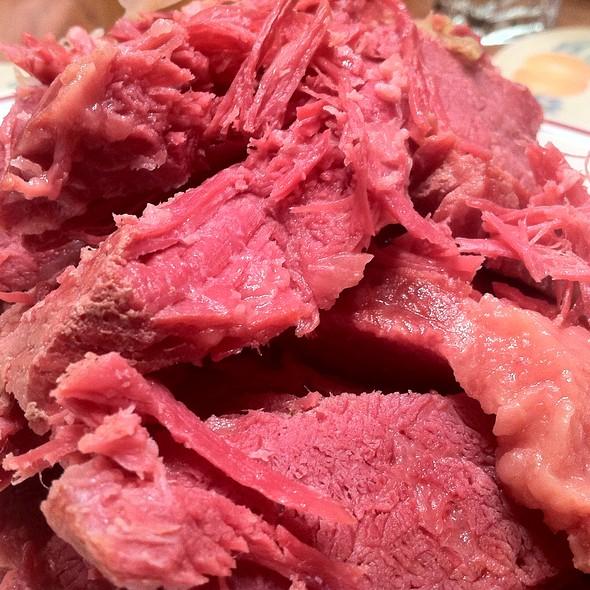 Corned Beef @ Home