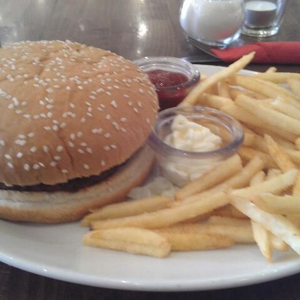 Burger @ Café Extrablatt