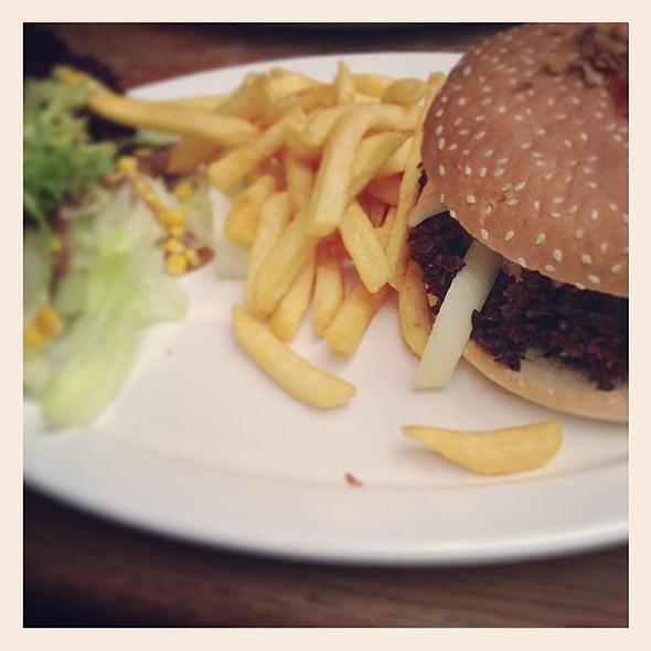 Burger @ Ständige Vertretung