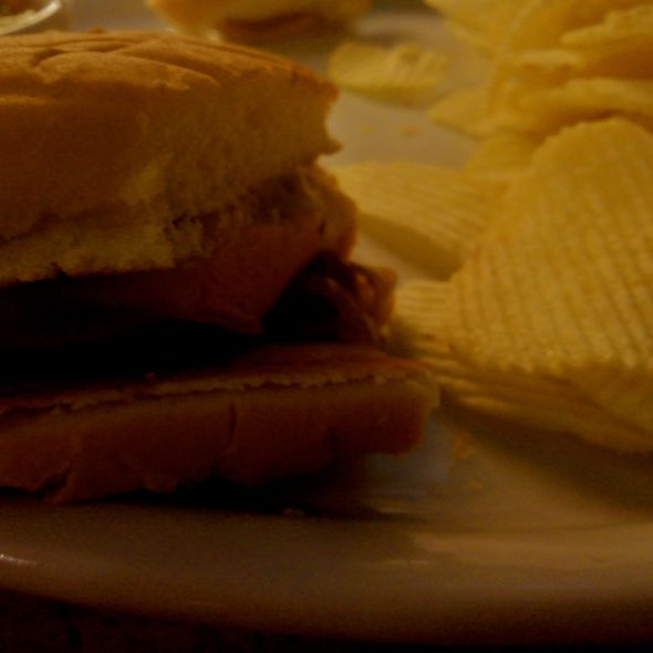 NY Dog @ Marvin American Burgers (CasaPark)