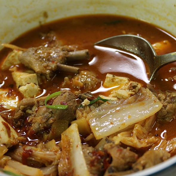 Roasted Duck Braised in Beer @ Judy's Sichuan Cuisine