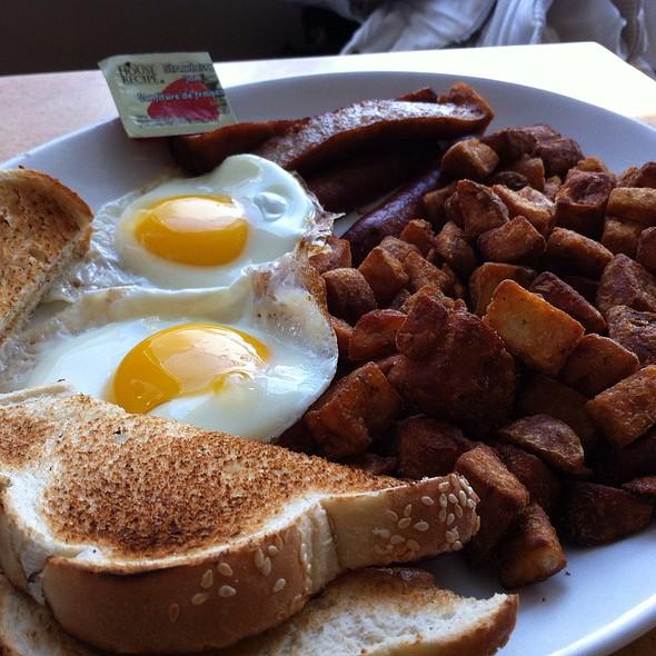Premium Breakfast @ Fran's Restaurant